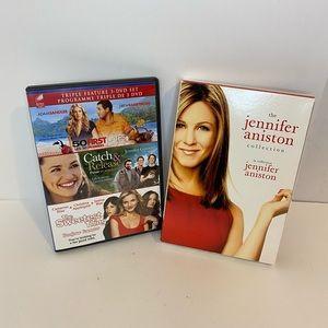 Ultimate Chick flick Binge watch DVDs.